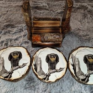 Other - Rustic coasters